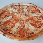 Hermelinova pizza