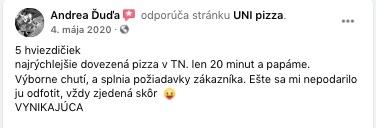 pizza recenzia